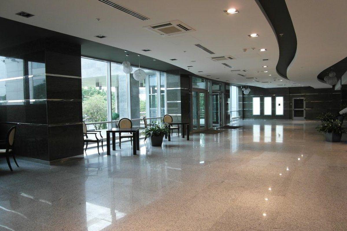 Бизнес-центр Лейпциг